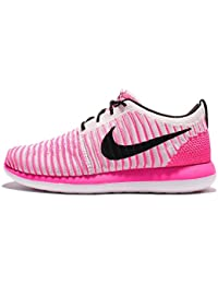 Kids Roshe Two FlyKnit (GS) Running Shoes. NIKE