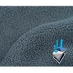 Elonglin Unisexe Enfant & Adulte Cagoule de Masque Cache-Oreilles Nez Tête Tour de Cou Garder Chaud Cagoule de Ski pour… 8