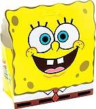 Designware Spongbob Treat Box Die Cut, 6-Count Packages (Pack of 6)