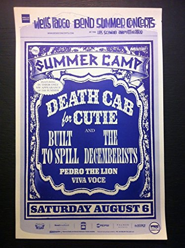 death-cab-for-cutie-decemberists-built-to-spill-rare-bend-oregon-concert-poster