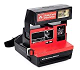 Polaroid RED Business 600 ''State Farm'' Edition Instant Camera with Strap