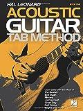 Hal Leonard Acoustic Guitar Tab Method - Book 1: Book Only