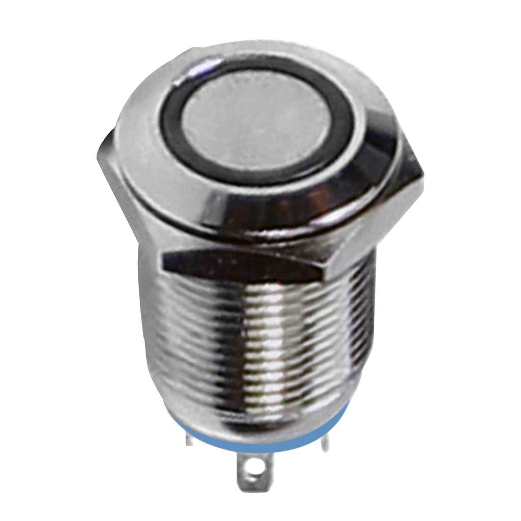 #1 non-brand gazechimp 10mm 36V Etanche Indicateur De M/étal Haute Signal Signal Lampe De Soudage Pied