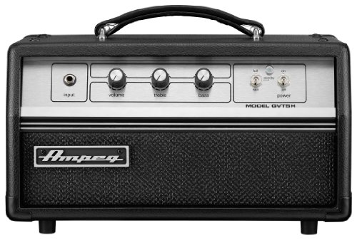 Series Guitar Amplifier Head (Ampeg GVT Series GVT5H 5-Watt Guitar Amplifier Head)