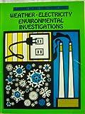 Weather, Electricity, Environmental Investigations, Sandra Markle, 0881600822