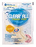 #3: HTH Clear All Power Pods A Super-Strong Clarifier Clears Cloudy Water - 2 Pack