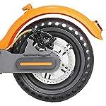 ABEDOE-85-Pollici-Pneumatico-in-Gomma-a-Nido-dApe-Compatibile-per-Scooter-Elettrico-XiaomiRuota-Solida-Antisdrucciolo-della-Ruota-Posteriore-di-Ricambio