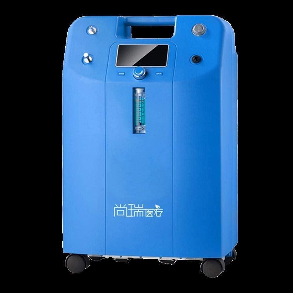 KOSGK Máquina oxígeno Profesional, concentrador oxígeno ...