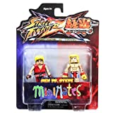 Minimates: Street Fighter X Tekken Series 1 Ken vs Steve