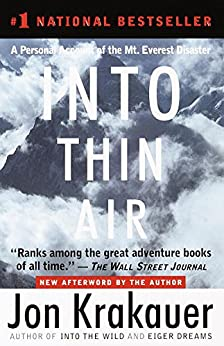 Into Thin Air by [Krakauer, Jon]