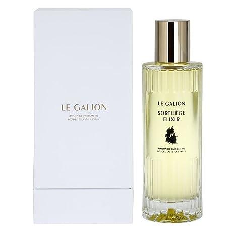 Le Galion Sortilège Elixir Parfum Spray 100ml Amazoncouk Beauty