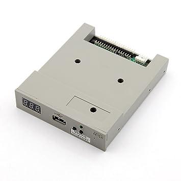 SFRM72-FU emulador de disquetera conversor para bordar de color máquina: Amazon.es: Electrónica