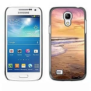 Paccase / SLIM PC / Aliminium Casa Carcasa Funda Case Cover - Nature Beautiful Forrest Green 147 - Samsung Galaxy S4 Mini i9190 MINI VERSION!