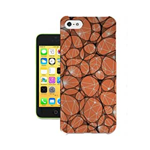 Natalie Works Creative Coolest Abstract Geometry Ellipse TPU Hard Cases for iPhone 5C