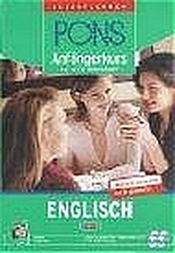 PONS Anfängerkurs: Das aktive Sprachpaket / Englisch