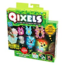 Asmokids kanaï Kids – kk87044 – Kit Design recambios Qixels Glow – Saison 2 – , Multicolor