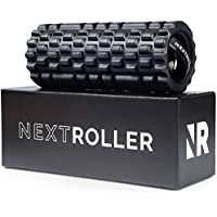 NextRoller 3-Speed Vibrating Foam Roller - High Intensity...