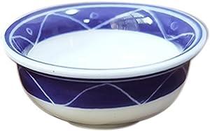 Blackzone Mini Dollhouse Food Play Decor Hand-Painted Ceramic Bowl Model Toy DIY Props