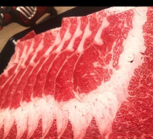 1129LTD.nikulabo 鹿児島県産黒毛和牛肩バラスライス300g(300g1パック) すき焼き しゃぶしゃぶ 炒めものに最適 sr_kbs_300 経産牛