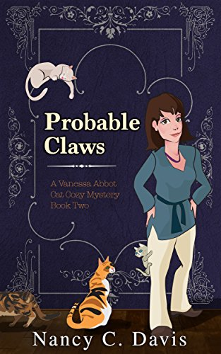 Best! Probable Claws (Vanessa Abbot Cat Cozy Mystery Series Book 2) [D.O.C]