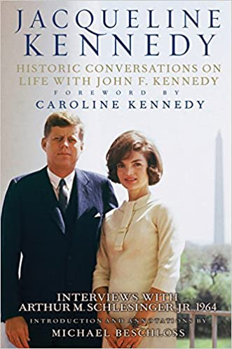 Amazon com: Jacqueline Kennedy: Historic Conversations on