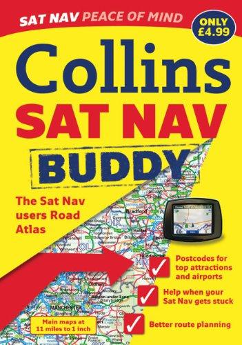 Sat Nav Buddy Atlas of Britain (Collins)