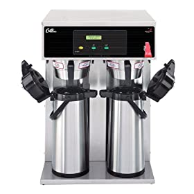 Wilbur Curtis G3 Airpot Brewer 2.2L To 2.5L Twin/Standard Airpot Coffee Brewer Dual Voltage – Commercial Airpot Coffee Brewer  – D1000GT63A000 (Each)
