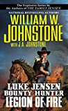 Legion of Fire (A Luke Jensen Western)