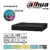 Dahua OEM 16Ch Penta-Brid 4K Lite 1U 2 SATA Digital Video Recorder HDCVI AHD TVI CVBS IP Video inputs DVR NVR XVR System