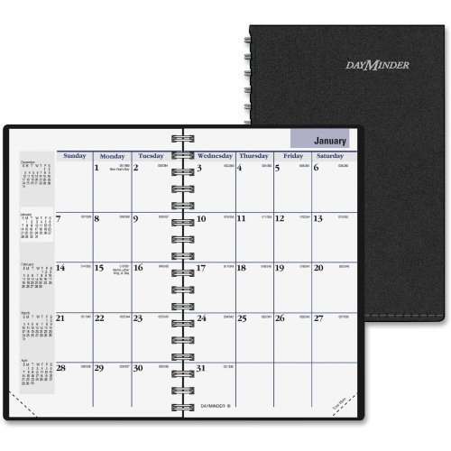 at a glance day minder wirebondポケットplanner aagg45000 at a