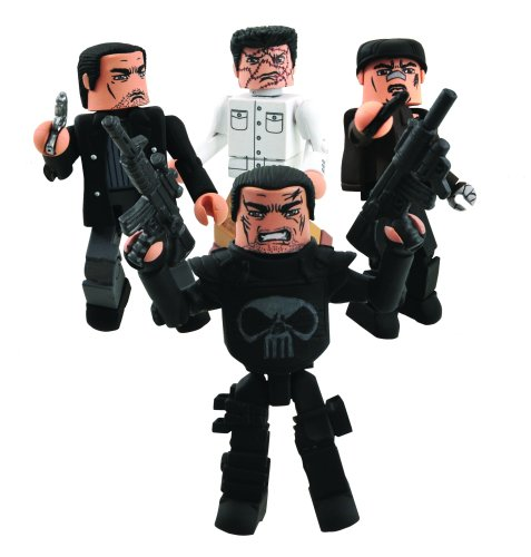 [Punisher: War Zone Minimates Box Set] (Punisher Costumes For Sale)