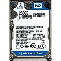Western Digital WD2500BEVE-00A0HT0 250GB DCM: DBOT2HNB