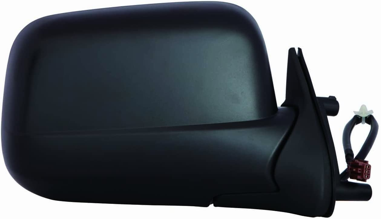 Depo 315-5414L3EF Nissan Frontier//Xterra Driver Side Textured Non-Heated Power Mirror