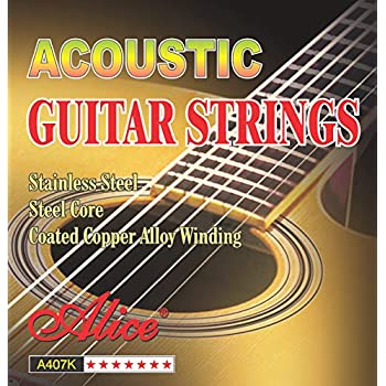 Guitar Strings That Don T Rust : alice a407k l acoustic guitar strings 6 strings set coating ~ Hamham.info Haus und Dekorationen