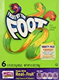 berry tie dye fruit by the foot - Fruit By the Foot Variety Pack (Strawberry, Berry Tie Dye, Color By the Foot, 6-count Rolls (Pack of 2)