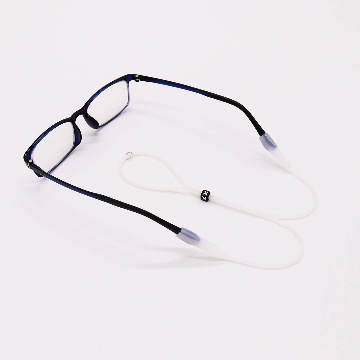 Pastall Eyeglasses Strap Adjustable Eyewear Lanyard Sports Eyeglasses Anti-slip Hooks Silicone