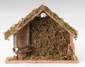 Fontanini 5 Scale Medium Italian Nativity Stable