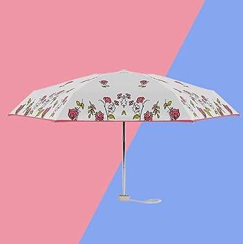 TYSlpl,cinco paraguas, pintados a mano, paraguas pintados ...