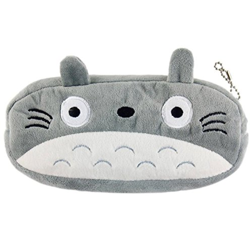 Ogrmar Cute Plush Pencil Bag Pencil Case Pencil Pouch -