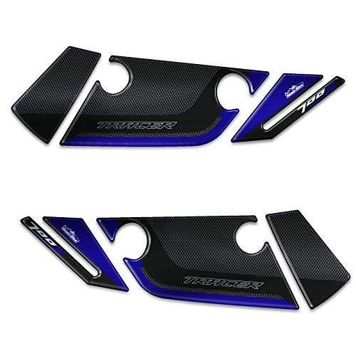 3D-beschermfolie, zelfklevend, compatibel met Yamaha Tracer 700 2019 – 3D-motorfiets-plakband, zeer robuust, voor…
