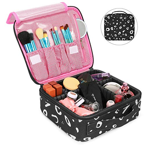 NiceEbag Travel Makeup Bag Cosmetic Bag for