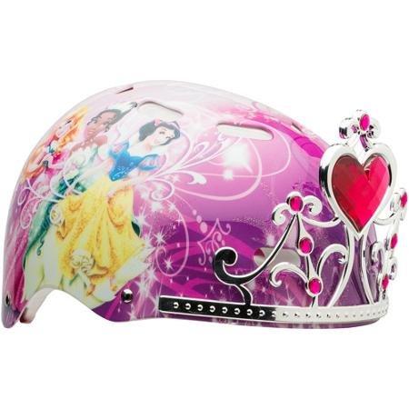 Bell Sports Disney Princess Child 3D Helmet, Pink by Bell   B00TB9X7NS