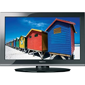 Toshiba 32C110U 32-Inch 720p LCD HDTV, Black (2011 Model)