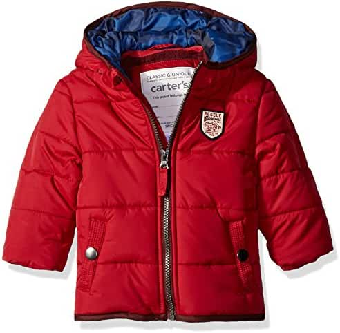 Carter's Baby Boys' Infant Classic Heavyweight Bubble Jacket