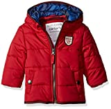 Image of Carter's Boys' Infant Classic Heavyweight Bubble Jacket, Red, 18 Months