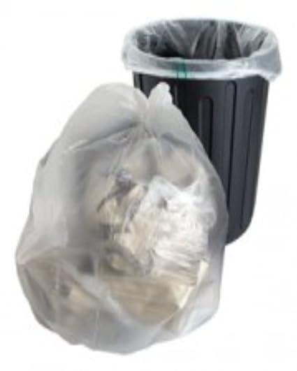 Bolsas resistentes para basura, plástico de polietileno ...