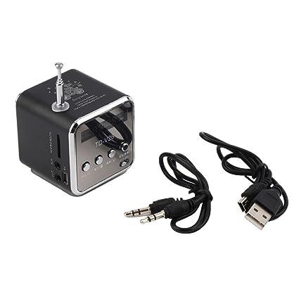 Amazon com: dem w Digital Portable Mini Music MP3 Player