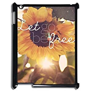 Be Free Custom Cover Case for Ipad2,3,4,diy phone case ygtg581131