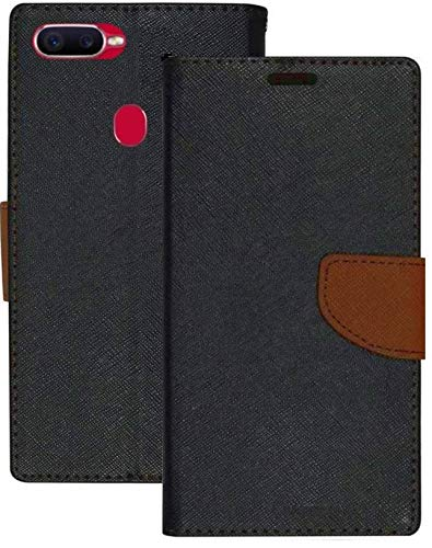 detailed look 0eb49 e1145 RidivishN® Honor 8 Lite Flip Cover Cases/Shock Proof 360 Degree Dual  Protection Light Weight Wallet Flip Cover case for Honor 8 lite (Brown)