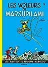 Spirou et Fantasio, tome 5 : Les Voleurs du Marsupilami par André Franquin